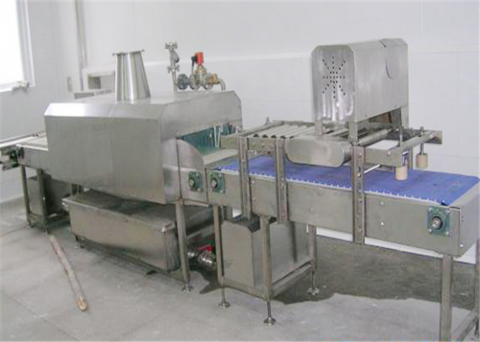 Tuna Processing Fish Canning Equipment Production Line High Performance