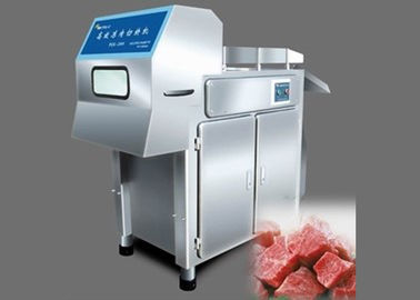 4000 Kg Per Hour Food Processing Equipment Frozen Meat Cutting Machine