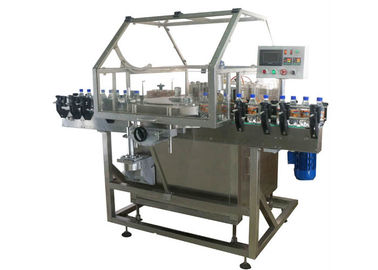 Hot Melt Glue Automatic Labeling Machine Vacuum System Environment Protection