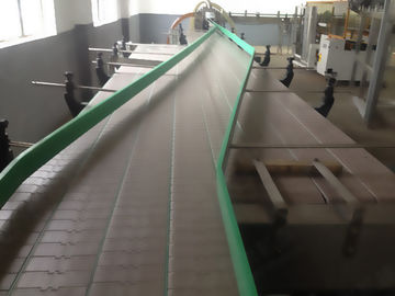 Canned Product Chain Conveyor Systems , Beverage Chain Plate Conveyor