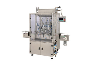 China Hot Sauce Filling Production Line PLC Control High Precision ISO Certification supplier