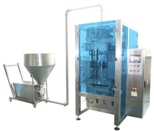 Vertical Automatic Liquid Packaging Machine , Direct Paste Packaging Machine