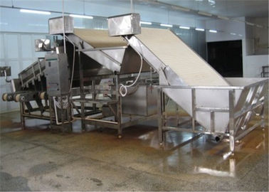 304 Stainless Steel Shrimp Processing Equipment , Shrimp Sorting Machine High Strength