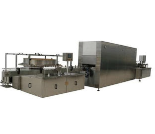 China High Speed Oral Liquid Filling Machine 50 KW With PLC Control System supplier