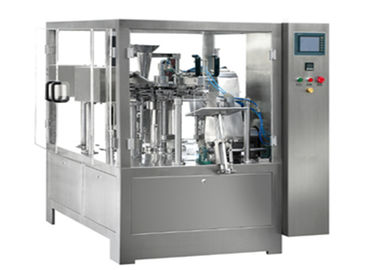 Bag Vertical Packaging Machine Heavy Duty With Touch Screen Control
