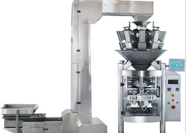 Combination Scale Vertical Wrapping Machine Computer Weighing High Efficiency