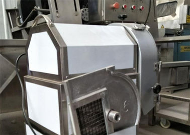 High Capacity Food Processing Equipment Fruit / Vegetable Slicer Machine