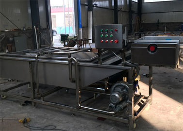 Frozen Fish Thaw Machine Fish Canning Production Equipment with ISO Certification