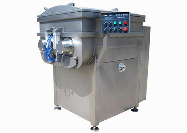 China Double Axis Vacuum Mixer Machine , Stainless Steel Industrial Food Mixer factory